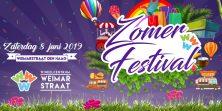 Zomerfestival Weimarstraat 2019