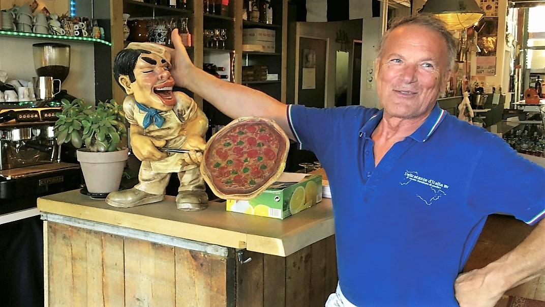 Nonno Guido: echt Italiaanse pasta, pizza en patisserie