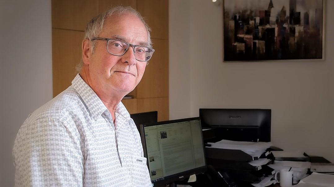 Paul Leegstra al 45 jaar in het makelaarsvak: 'Ups en downs horen erbij'