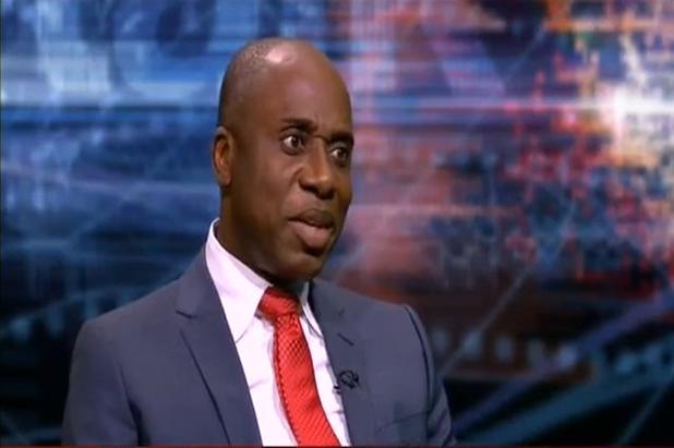Rotimi Amaechi is a Nigerian Star