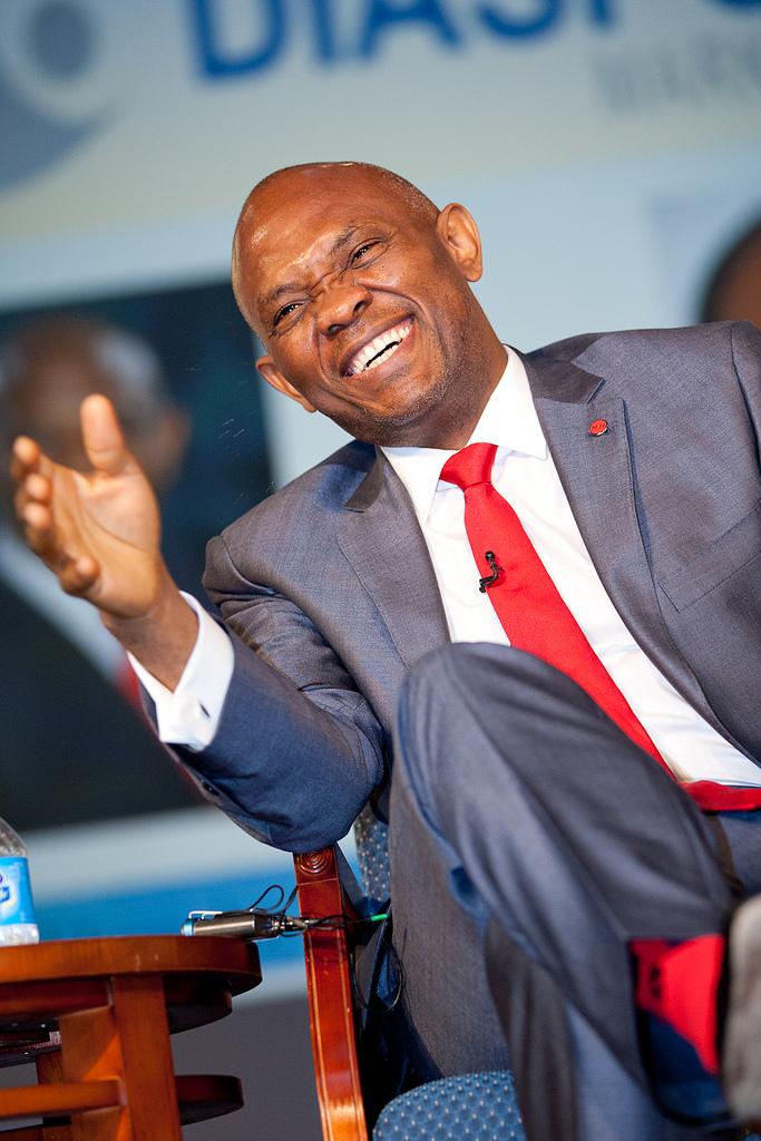 The UBA Story As A Metaphor For African Unity - Tony Elumelu
