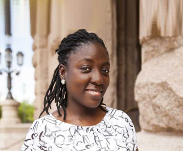 Adepeju Opeyemi Jaiyeoba is Working Hard to Stop the Death of Women During Childbirth