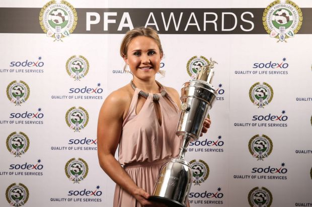 PFA Women's Player of the Year
