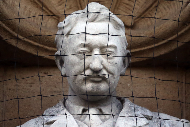 Oxford University Won't Bow To Pressure To Remove Statue Of 19th Century  Colonialist Sir Cecil Rhodes