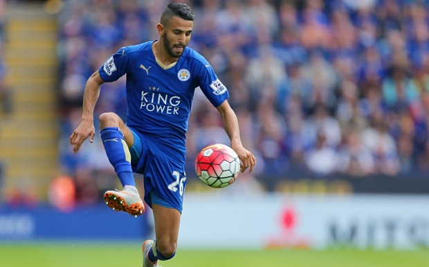 Leicester City v Aston Villa, Barclays Premier League, Football, King Power Stadium, Britain - 13 Sep 2015