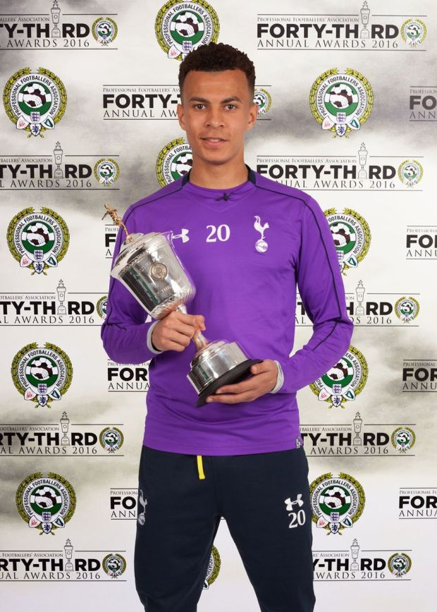tottenham-hotspurs-dele-alli-poses-with-his-pfa-young-player-of-the-year-award