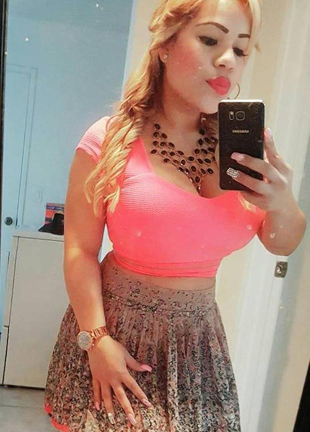 Esteysi Sanchez1