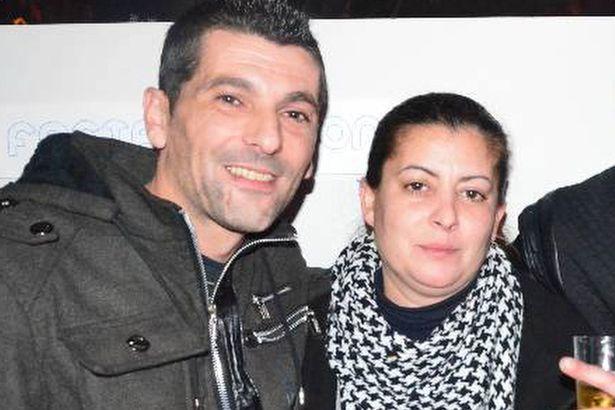 Miguel Faria and Sandra Pedro