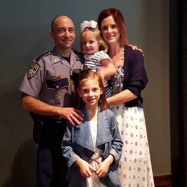 Officer Matthew Gerald slain by gavin long