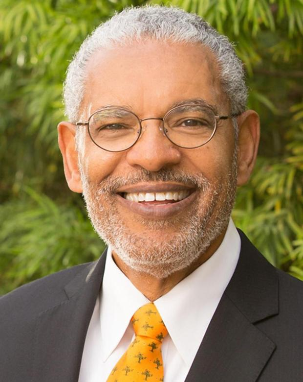 Melvin Oliver, Pitzer College's first African American president