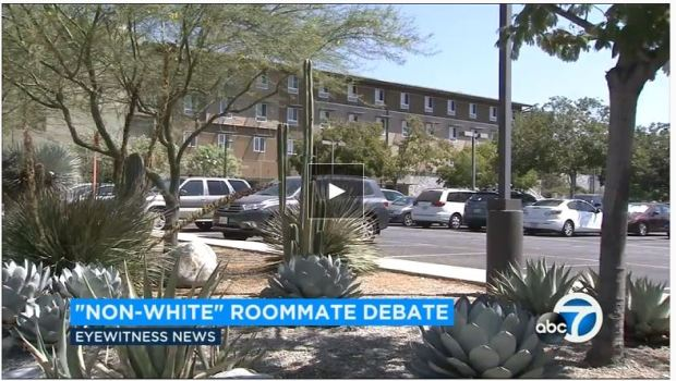 Request for non-white roommates sparks uproar at Claremont Colleges in California2