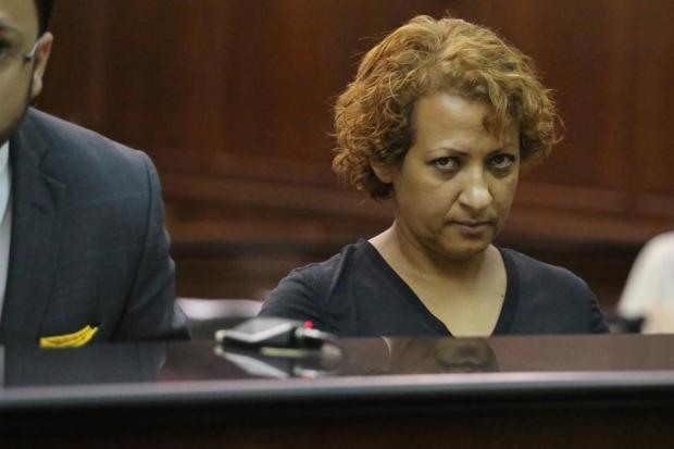 Zunilda Rosario appears in court2.jpg