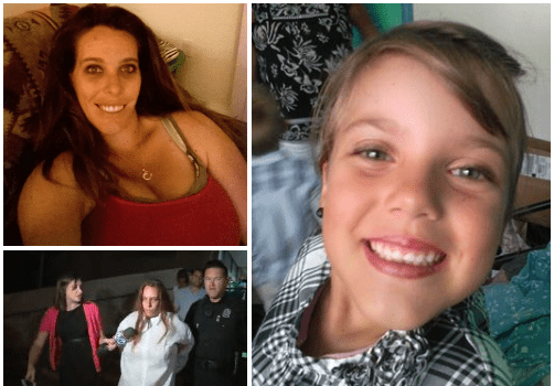 Is there no end to this woman's depravity? New Mexico mother  Michelle Martens, sought out men, online, to sexually assault her slain 10-year-old daughter because ' she is into voyeurism'