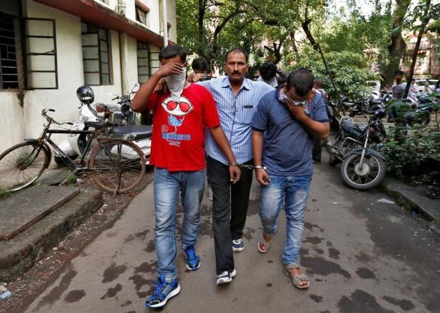 INS scam-India callcentre arrests1.jpg