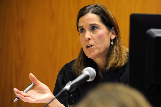 Superior Court Judge Barbara Bellis dismissed the Sandy Hook families' suit1.jpg