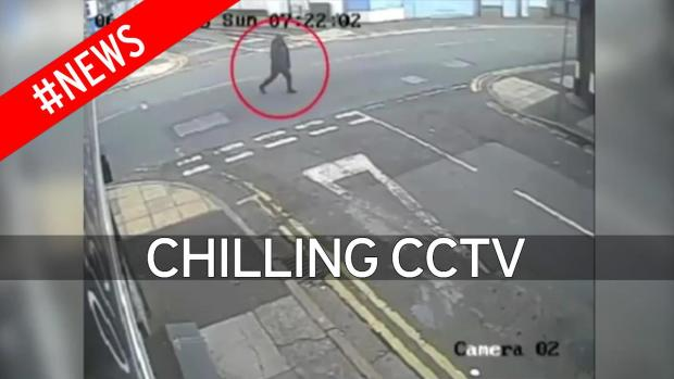CCTV captured showers going and comes from the Hales family home.jpg