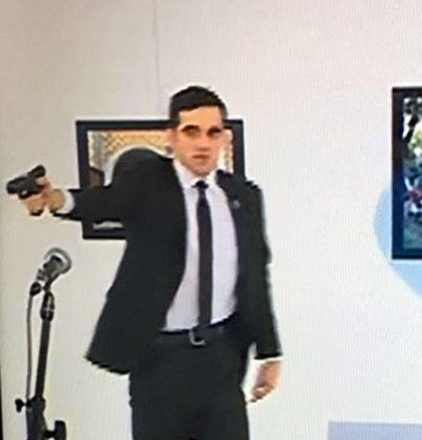 The assasin The attacker opens fire on Ambassador Karlov.jpg