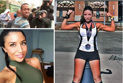 Police arrest 20-year-old Chanel lewis in slaying of jogger Karina Vetrano after cops link him to DNA found on victim's body and phone