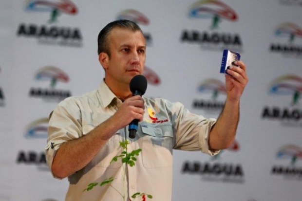 venezuela Vice president Tareck el-Aissami4.jpg