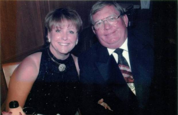 William B. Van Note [right] with girlfriend Sharon Dickson.jpg