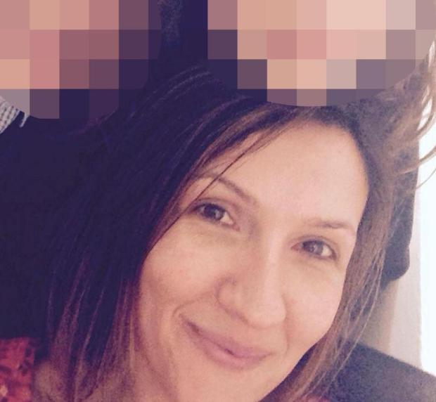 Victim:Mother-of-two Aysha Frade was crushed under a bus3.jpg