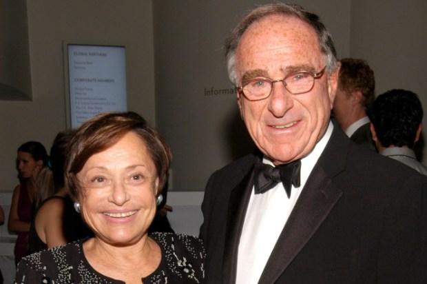 Harry and Linda Macklowe in 2009.jpg