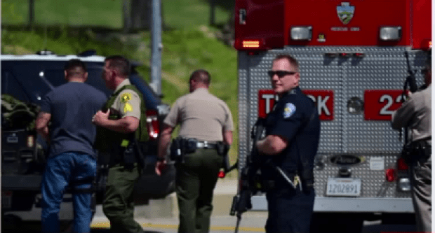 San Benadino school shooting