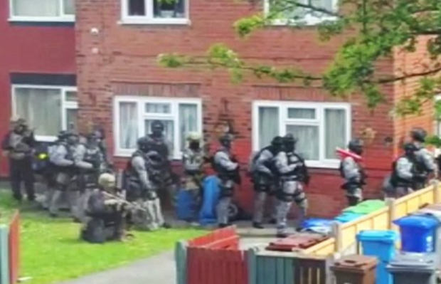 Anti-terror police raid the home bomber Salman shared with his brother Ismail in Fallowfield, where a controlled explosion took place, and his brother Ismail's address.png
