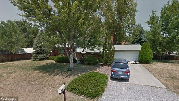 Krohnfeldt's home in Arvada1