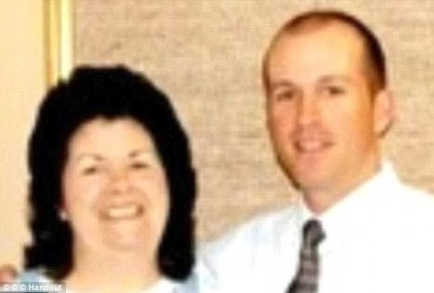 Scott Ponder and his mother Beverly Guy (pictured) were found dead at the bike shop in 2003.jpg
