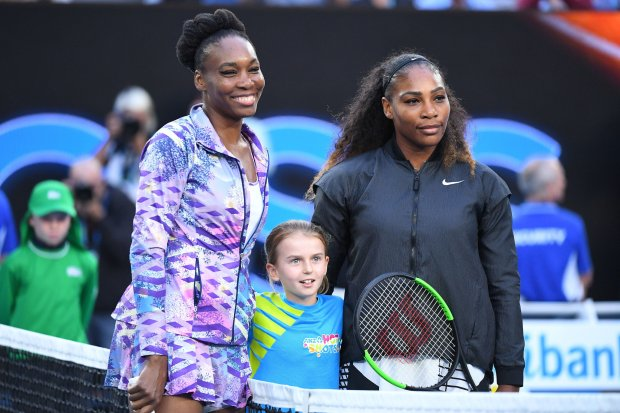 2017 Australian Open, Serena-Williams vs Venus Williams.jpg