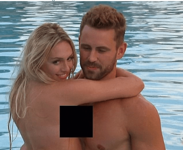 Corinne Olympios boasts about topless pool session with Nick2.png