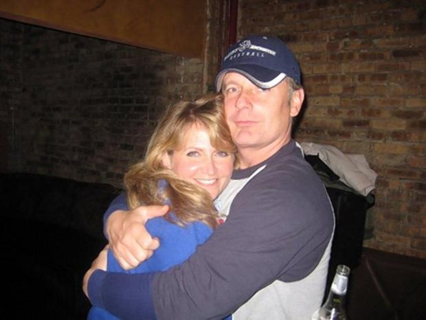 Dina Markham with her husband, Officer Don Markham2.jpg