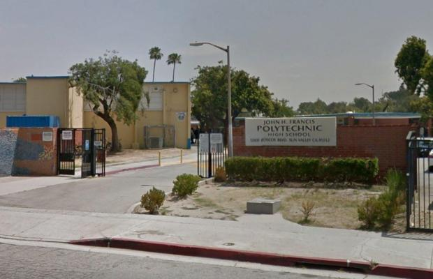 John H. Francis Polytechnic High School in Sun Valley, Calif.jpg