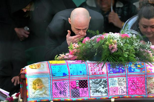 Joseph Amoroso, Bella's biological Dad at her funeral.jpg