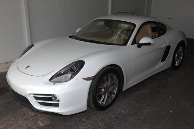 Porsche stolen by Florida teens