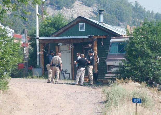 Herrera's shooting spree began on June 15 in La Madera NM, after a domestic dispute 2