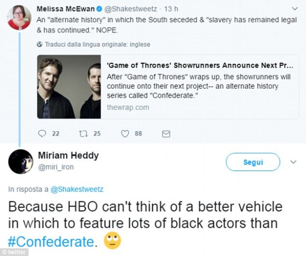 Reaction to announcement of new HBO series 'Confederate' 6.jpg
