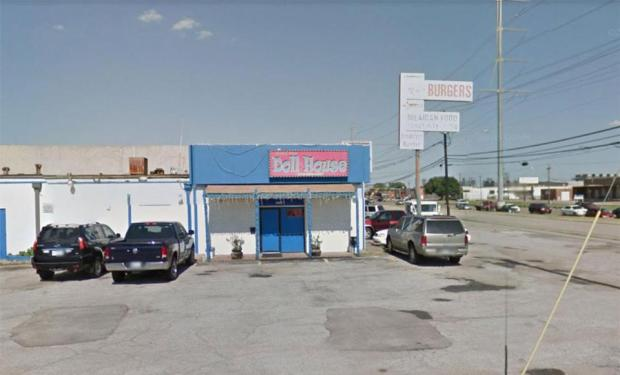 Some of the suspected prostitutes worked at the Doll House massage parlour in Dallas 1.jpg