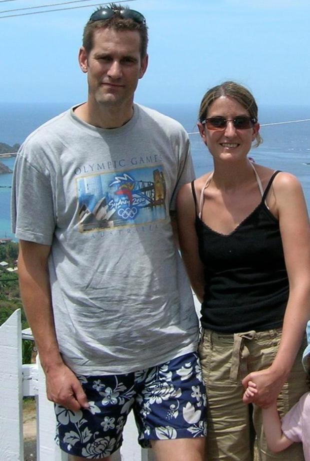Eloise Dixon and husband 1