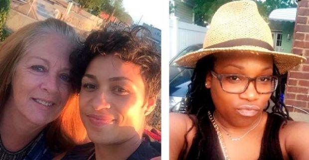 From left, Lynn Reichenbach-Vanderhall, Melissa Vanderhall and Janel Simpson were found dead in a Hempstead home Saturday morning, Aug. 12, 2017..jpeg