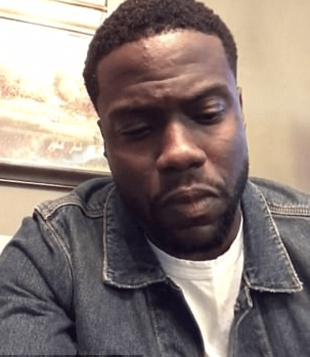 Kevin Hart 'fesses up to his cheating on Instagram 1