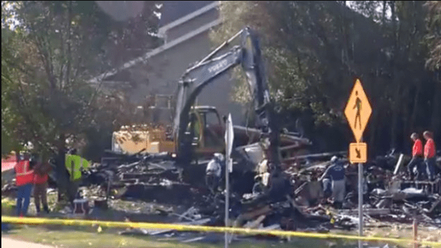Steven Pirus blew up his home after killing his wife Lee Ann Pirus.png
