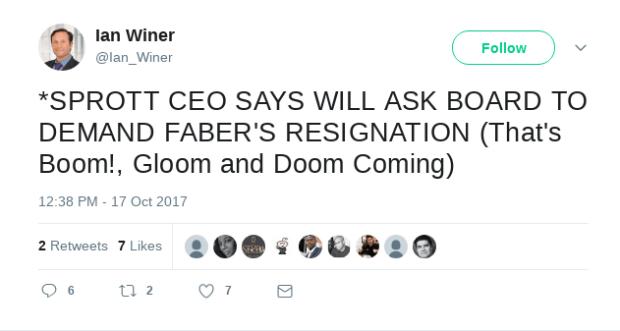 Ian Winer tweet on Marc Faber 1