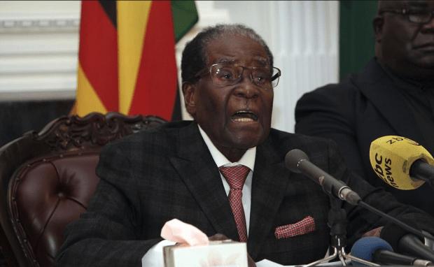 Robert Mugabe 9