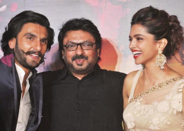 Sanjay Leela Bhansali[center], and Deepika Padukoneand .jpg