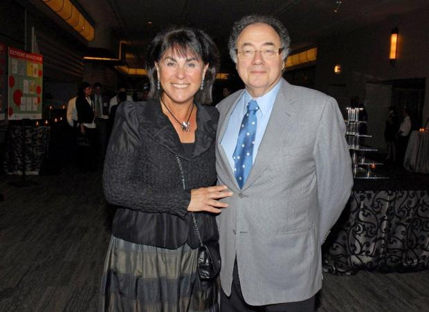 Barry and Honey Sherman 2