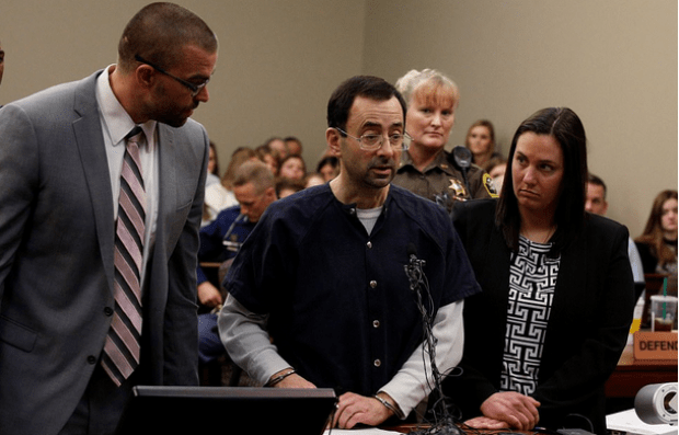 Larry Nassar and his defense team 3.png