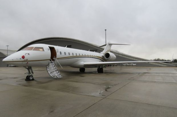 Private plane carrying 500 kg of cocaine into UK 2.jpg