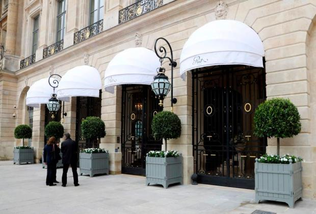 Ritz-Carlton, the luxury hotel is in the centre of Paris.jpg
